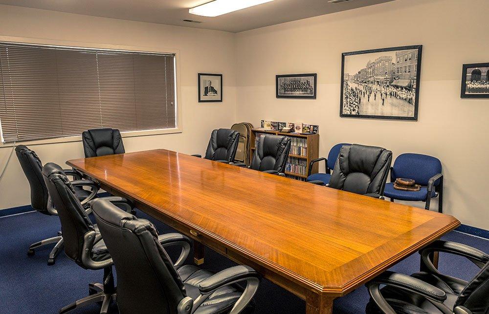 MAC Boardroom