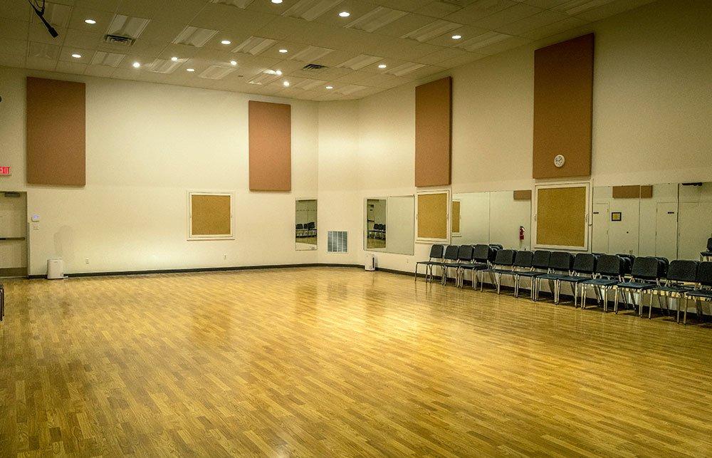 MAC Main Rehearsal Room